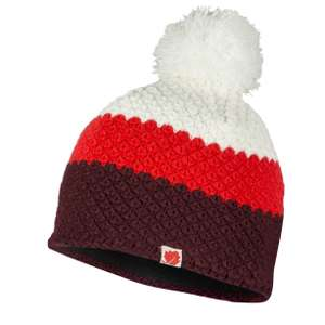 Bonnet Lafuma Track Beanie W - blanc/rouge