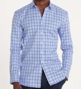 Lot de 4 chemises Café Coton parmi une sélection pour 99€ - Différents coloris et tailles