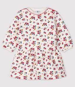 50% de réduction sur le Prêt-à-porter + 20% supplémentaire dès 5 articles achetés - Ex : Robe à manches longues pour bébé (Toutes tailles)