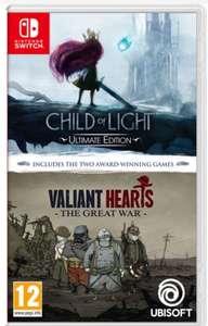 Jeu Child of Light & Valiant Hearts Double Pack sur Nintendo Switch