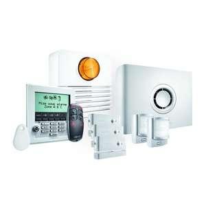 Système de sécurité Somfy Protexiom Ultimate GSM - 3 détecteurs d'ouverture, 2 de mouvement, centrale & sirène ext. - boutique.Somfy.fr