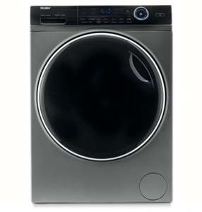 Lave-linge séchant Haier I-Pro Series 7 HWD80-B14979S - 8/5 kg, 1400 trs/min, A, fonction défroissage vapeur