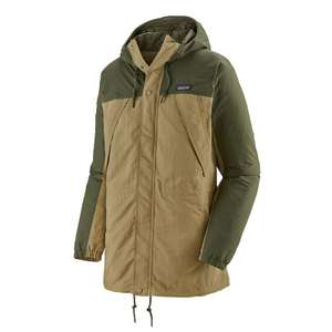 Parka Patagonia Recycled Nylon Classic Tan pour Homme