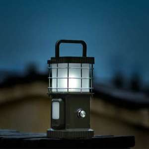 Lampe d'extérieur Rechargeable 4 en 1