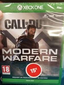 Jeu Call of Duty Modern Warfare sur Xbox One -- Claira (66)