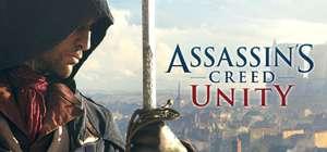 Jeu Assassin's Creed Unity sur PC (Dématérialisé, Steam)