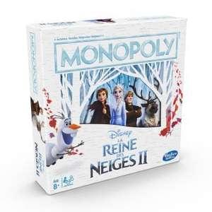 Jeu de société Monopoly Disney La Reine des Neiges 2