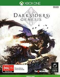 Darksiders: Genesis sur Xbox One