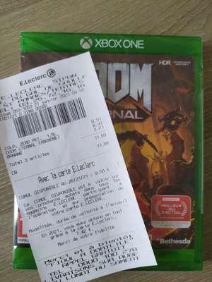 Doom Eternal sur Xbox One - Saint-Parres-aux-Tertres (10)