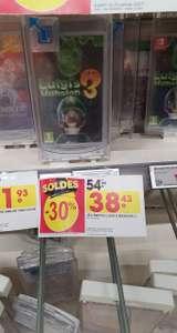 Sélection de jeux vidéo sur Switch en promotion - Ex : Luigi's Mansion 3 - Davézieux (07)