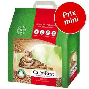 Litière pour chat Cat's Best Oko Plus - 10L