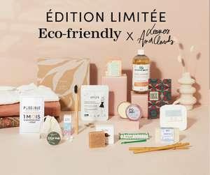 Box L'Edition Limitée Eco-friendly avec Leaves & Clouds