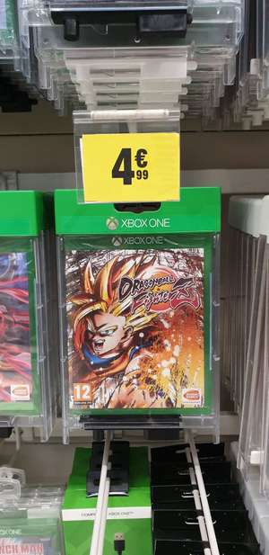 Dragon Ball FighterZ sur Xbox One - Cognac (16)