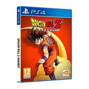 Sélection de jeux en promotion - Ex : Dragon Ball Z Kakarot sur PS4 et Xbox One - Frouard (54)