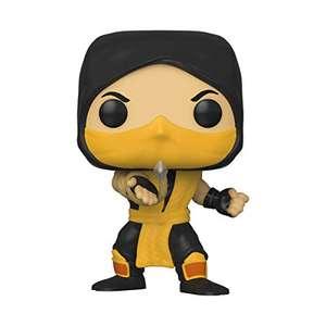 Figurine Funko Mortal Kombat - Scorpion ou Sub Zero ou Liu kang