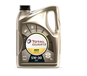 Huile moteur Total qwartz 5w30 longlife - 5L