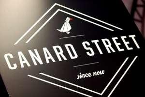 15% de réduction sur votre commande en click & collect - Canard Street (75002)