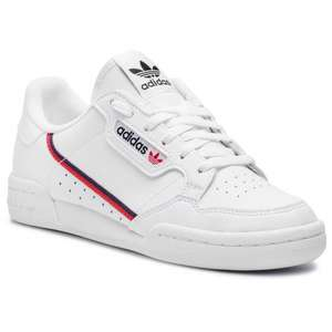 Paire de chaussures adidas Continental - Taille 35 à 38 2/3