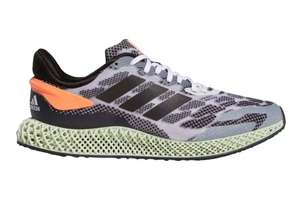 Chaussures Adidas 4D Run 1.0 Homme (Gris)