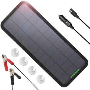 Chargeur Solaire pour Batterie de Voiture Giaride (Vendeur tiers)