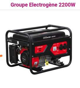 Groupe électrogène Oogarden - 2200W