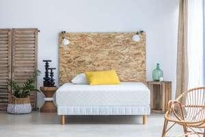 Matelas Mémoire de Forme Hypnia Confort Plus - 140 x 190x 28cm + 2 oreillers ergonomique offerts