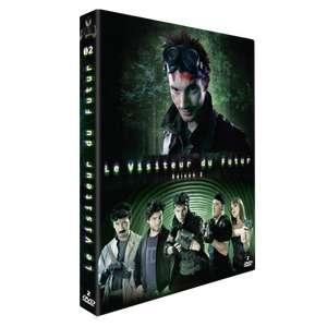 DVD : Le visiteur du futur Saison 2