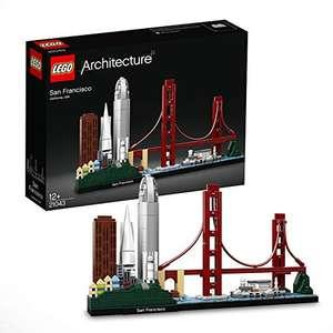 Jeu de construction Lego Architecture San Francisco (21043)