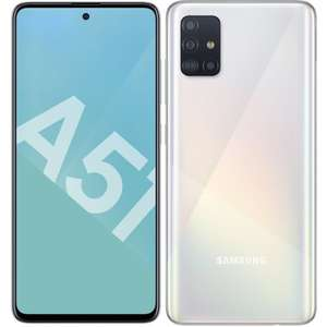 "Smartphone 6.5"" Samsung Galaxy A51 - 4 Go de RAM, 128 Go"