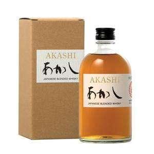 Whisky Japonais Akashi Blended dans son étui - 50 cl
