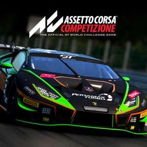 Assetto Corsa Competizione sur PC (dématérialisé)