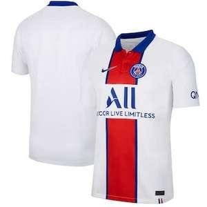 Sélection de maillot extérieur PSG 2020-21 en promotion