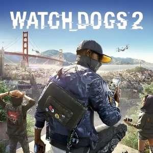 Sélection de jeux vidéo sur PC en promotion (dématérialisés) - Ex : Watch Dogs 2
