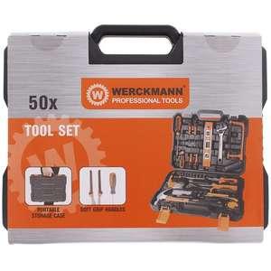 Malette à outils Werckmann 50 pièces
