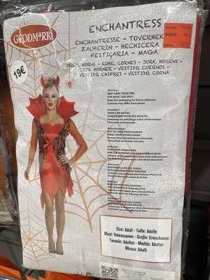 Sélection de déguisements d'Halloween en promotion - Ex : GoodMark Enchantress (adulte) - Nantes La Beaujoire (44)