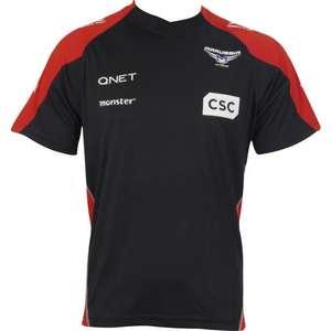 T-shirt/Polo Marussia F1 Team (Frais de port inclus)