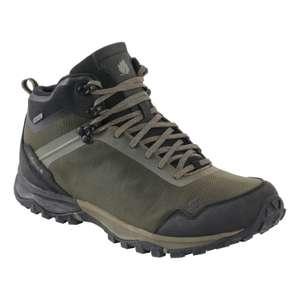 Chaussures imperméables Homme Lafuma Access Clim Mid M - Kaki
