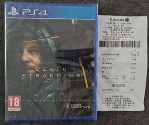 Jeu Death stranding sur PS4 - Falaise (14)