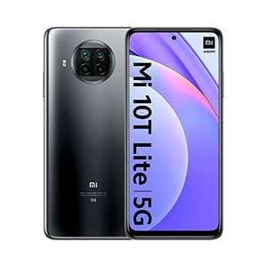 "Smartphone 6.67"" Xiaomi Mi 10T Lite 5G - full HD+ 120 Hz, SnapDragon 750G, 6 Go de RAm, 128 Go"
