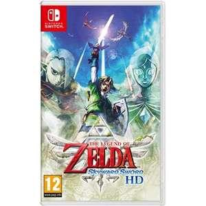[Précommande] The Legend of Zelda: Skyward Sword HD sur Nintendo Switch + Livret et Porte-clés (+10€ en chèque fidélité pour les adhérents)