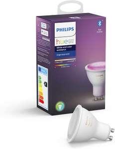 Ampoule Philips Hue White & Color Ambiance - GU10