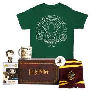 Pack Wootbox Thématique Harry Potter