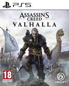 Assassin's Creed Valhalla sur PS5 (Frontaliers Belgique)
