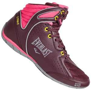 Chaussures de boxe Everlast Strike pour Femme - Tailles 37 à 39 (Frais de port inclus)