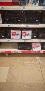 50% de réduction sur une sélection de batteries de voiture AEG - Vélizy-Villacoublay (78)