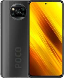 "Smartphone 6.67"" Xiaomi Poco X3 NFC - full HD 120 Hz, SnapDragon 732G, 6 Go de RAM, 128 Go, noir (vendeur tiers)"