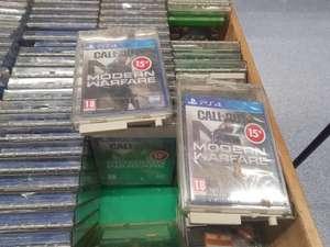 Call Of Duty Modern Warfare sur PS4 - Évry (91)