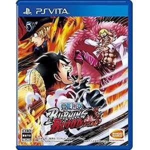 Précommande : Jeu One Piece Burning Blood sur Playstation Vita