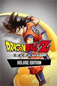 Dragon Ball Z Kakarot Deluxe Edition : Jeu + Season Pass sur Xbox One (Dématérialisé - store BR)
