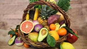 """[Nouveaux Clients] 50% de réduction dans la limite de 15€ sur une première commande - Ex : Panier """"Super mélange fruit et légumes"""""""